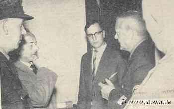 Mallersdorf-Pfaffenberg - Vor 60 Jahren: Polizei erhält Großraumstation - idowa