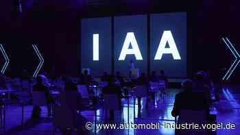 Autobranche hält an IAA fest