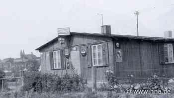 Gelände des Impfzentrums in Fritzlar: 1953 ereignete sich dort mysteriöser Kriminalfall - HNA.de