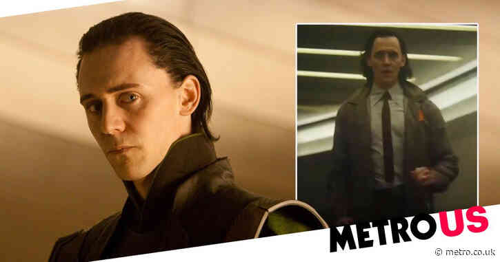 Loki makes epic throwback to first Avengers film in new teaser for Marvel series