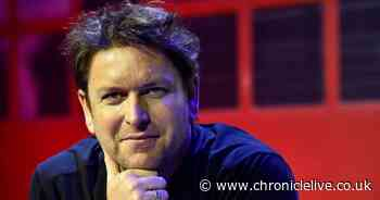 Chef James Martin announces Newcastle visit on his mouthwatering new tour