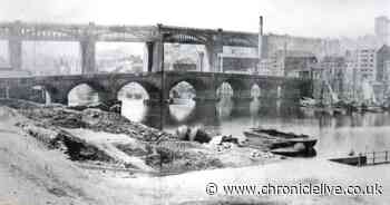 The Georgian version of the Tyne Bridge which opened 240 years ago