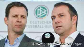 "DFB-Direktor: Bierhoff: Flick würde ""hervorragendenBundestrainer abgeben"""