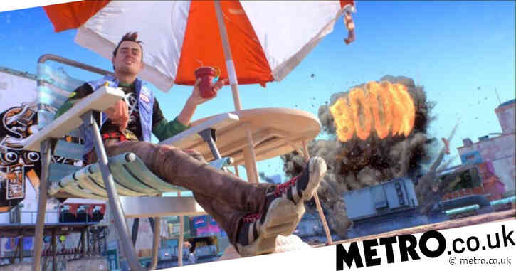 Sunset Overdrive 2 sequel talk reignited as Sony registers trademark