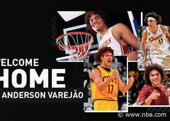Cavaliers Sign Anderson Varejão to 10-Day Contract