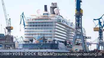 Corona und Konkurrenz in China: Deutscher Schiffbau in schwerer See