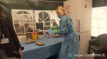 Da giovedì parte anche al centro vaccinale di Mariano Comense: 600 dosi ogni giorno - CiaoComo