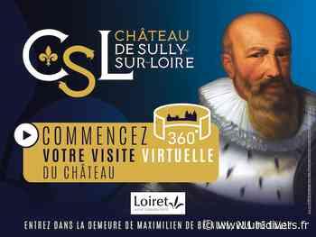 Visite virtuelle du Château de Sully-sur-Loire - Unidivers