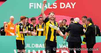 Quality of North East non-league scene shone through at Wembley
