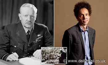 Malcolm Gladwell doubles down on claim Bomber Harris was a 'psychopath'