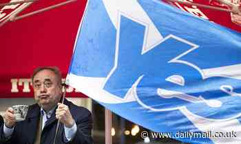 Alex Salmond swipes that he 'could have destroyed' Nicola Sturgeon