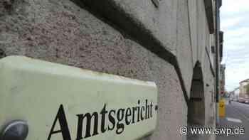 Amtsgericht Reutlingen: 88-Jähriger aus Eningen legte Feuer, um darin umzukommen - SWP