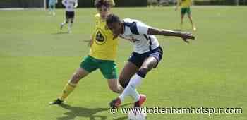 Under-18s roar back to beat Norwich - Tottenham Hotspur