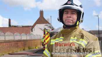 Norfolk fire chief warning over TikTok swing craze - Norwich Evening News