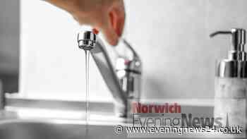 Burst water main hits Hethersett near Norwich - Norwich Evening News