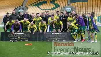 Norwich City celebrate title as social media boycott ends - Norwich Evening News