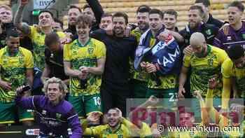 Norwich more 'streetwise' ahead of Premier League return - PinkUn