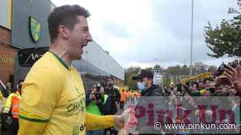 McLean loving life aboard the Norwich City rollercoaster - PinkUn