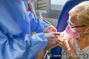 Apre il centro vaccinale di Mariano Comense - Corriere di Como