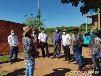 ANDE mejora el sistema eléctrico de Arroyos y Esteros, Cordillera | - ip.gov.py