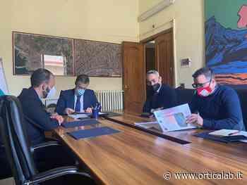 Solofra, rilancio del distretto conciario: Livio Petitto incontra gli assessori regionali Marchiello e Discepolo - Orticalab