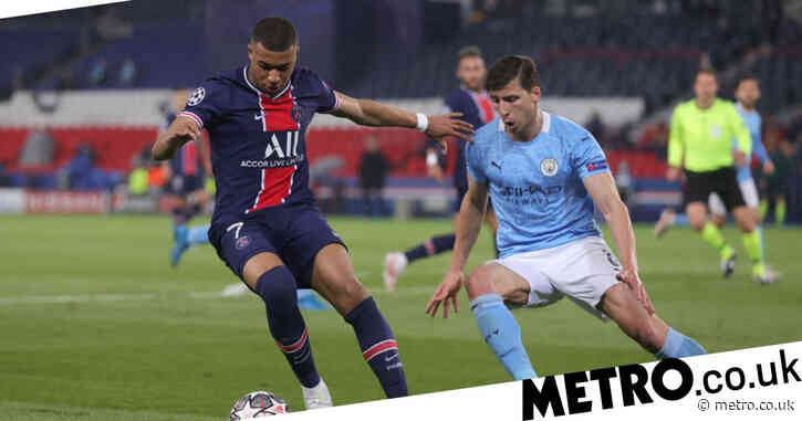 Man City vs PSG TV channel, live stream, time, team news, odds and head-to-head
