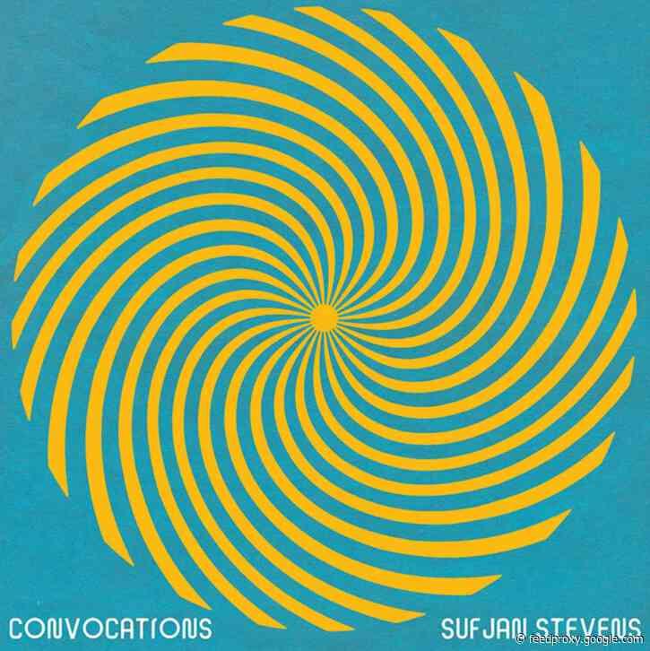 Sufjan Stevens Writes His Own Holy Books on 'Convocations'