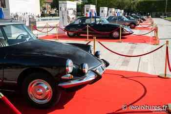 Exposition : les voitures des présidents à Puteaux - Les Voitures