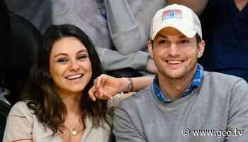 Mila Kunis admits to leaving Ashton Kutcher with bad investing advice - Geo News