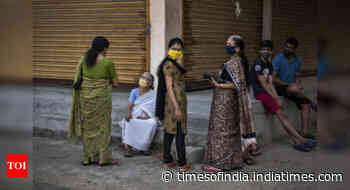 Coronavirus live updates: ICMR issues fresh advisory, says don't repeat RT-PCR tests for Covid positive person - Times of India