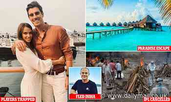 How Aussie cricketers could flee India and follow Michael Slater to tropical island paradise