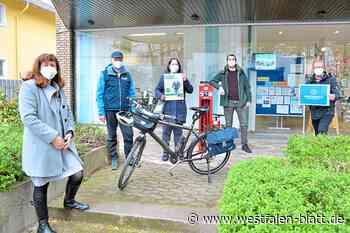 Enger bei der Aktion Stadtradeln dabei – Fahrrad-Codieraktion mit dem ADFC am 29. Mai: Rauf aufs Rad und Kilometer sammeln! - Enger - Westfalen-Blatt