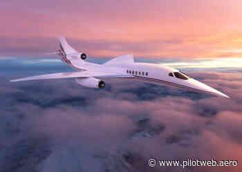 NetJets orders twenty supersonic jets