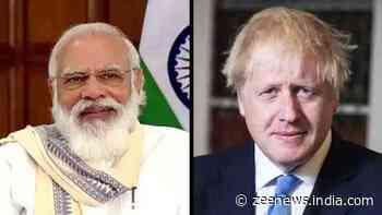 PM Narendra Modi, British PM Boris Johnson discuss extradition of Vijay Mallya, Nirav Modi