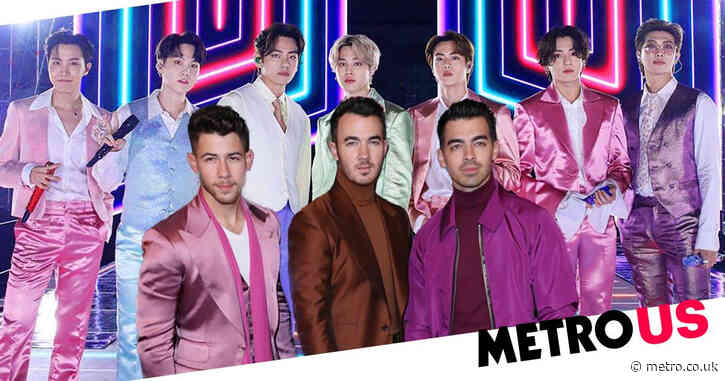 Joe Jonas spills beans on possible Jonas Brothers collaboration with BTS and we need it immediately