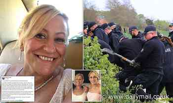 Murdered PCSO Julia James' uncle urges public to 'think hard'