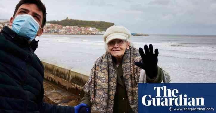 'This will be lovely': care home residents in England savour the return of freedom