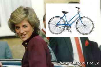 Princess Diana's bike sold after Netflix's The Crown success