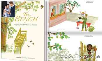 Meghan Markle writes children's book called 'The Bench' for release on 8 June