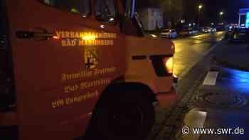Fußgänger von Auto angefahren und gestorben - SWR