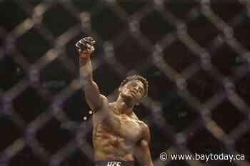 Calgary featherweight (Mean) Hakeem Dawodu to face unbeaten Russian at UFC 263