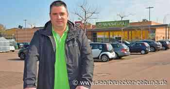 Corona-Einkaufshilfen in Saarwellingen sind weiterhin im Einsatz - Saarbrücker Zeitung