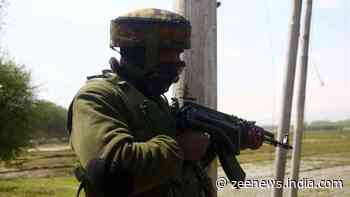 2 terrorists killed in gunbattle with security forces in Jammu and Kashmir`s Baramulla