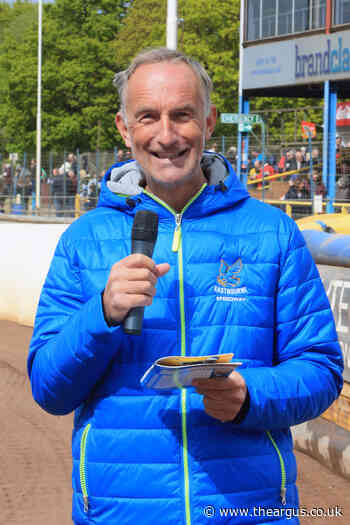 Former Eastbourne Eagles manager and promoter Jon Cook dies aged 55