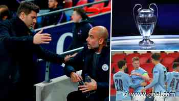 Matchday LIVE: Manchester City vs PSG in Champions League semi-final second leg