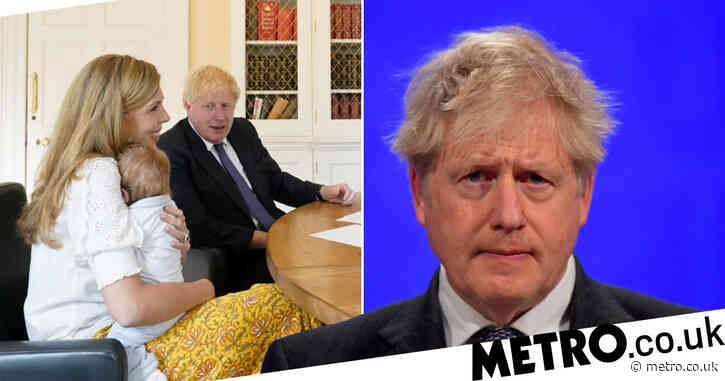 No 10 refuses to say if Boris Johnson asked for help with childcare costs