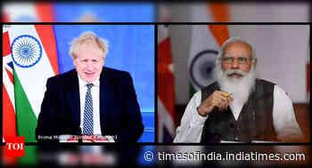 India, UK declares enhanced trade partnership; Unveil 10-year roadmap to elevate ties to comprehensive strategic level