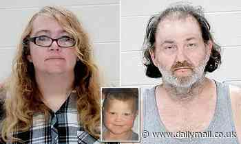 PICTURED: Woman, 44, and her boyfriend who are charged with abducting toddler from nursery