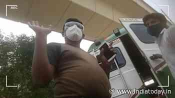 Exclusive: On board Delhi's sickening ambulances fleecing Covid-19 patients - India Today
