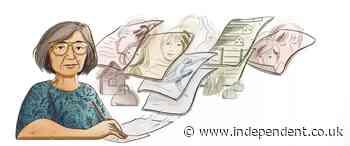 Google Doodle celebrates  short story writer Hisaye Yamamoto
